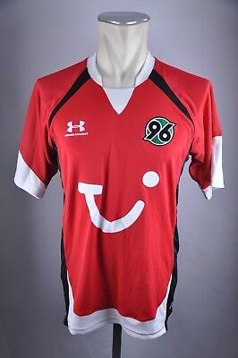 Hannover 96 Trikot 2009-2010 Gr. M Tui Shirt Home Under Armour Jersey image
