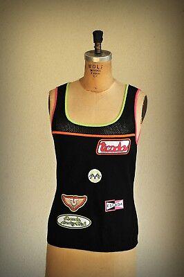 NWT ESCADA RACING CLUB Size.S (2/4) Knit Tank Top $520.00