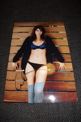 COBIE SMULDERS signed Autogramm auf SEXY Bild InPerson JACK REACHER
