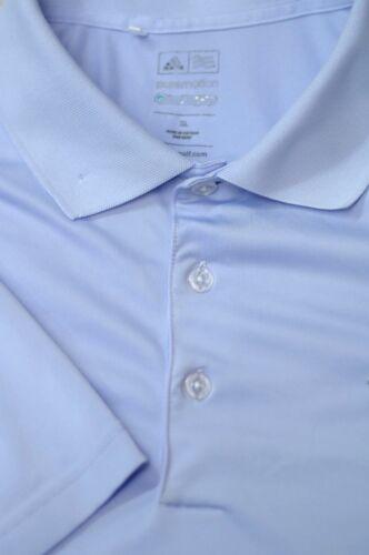 Adidas Men's Lavender Pure Motion Golf Polo Shirt XL XLarge