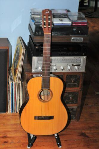 Vintage Levin Acoustic Guitar