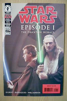 DARK HORSE COMIC- STAR WARS, Episode I, Phantom Menace, No.1, March 1999