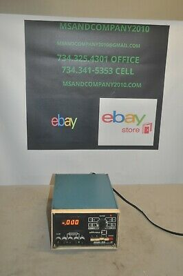 Electro Scientific Industries Model 251 Digital Impedance Meter Free Shipping