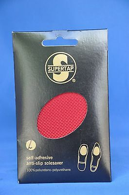 Womans High Heel Shoe Sole Gripper Protector Louboutin Red Self Adhesive