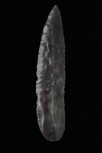 NODENA FLAKE KNIFE ARROWHEAD  Tunica County Mississippi Artifact