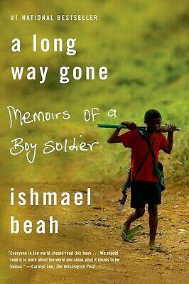 Memoirs of a Boy Soldier: A Long Way Gone by Ishmael Beah (2008, Digitaldown)