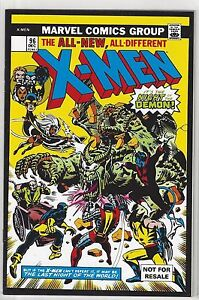 Uncanny-X-MEN-96-Wolverine-Dave-Cockrum-Marvel-Legends-Reprint-VF-8-5
