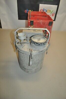 Soiltest White Concrete Air Test Meter Model 34-3265 Free Shipping