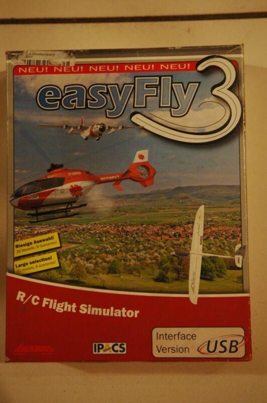Ikarus Easy Fly 3 R/C Flight Simulator