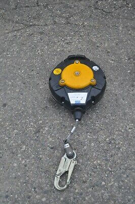 North 30 Foot Fp2 Retractable Lifeline 0088 En 360 Fall Arrest 10m Free Shipping
