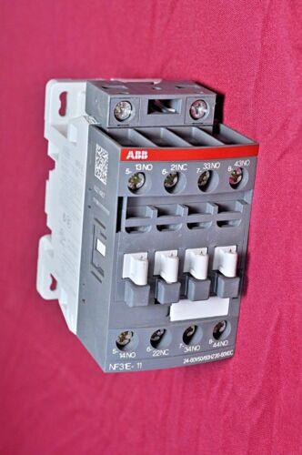 Abb contactor nf31e-11 1 sbh137001r1331