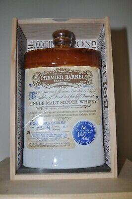 Bunnahabhain Premier Barrel Selection 8 YEARS 401 Bottles handfilled 46%
