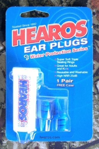 Hearos Ear Water Protection Series Plugs