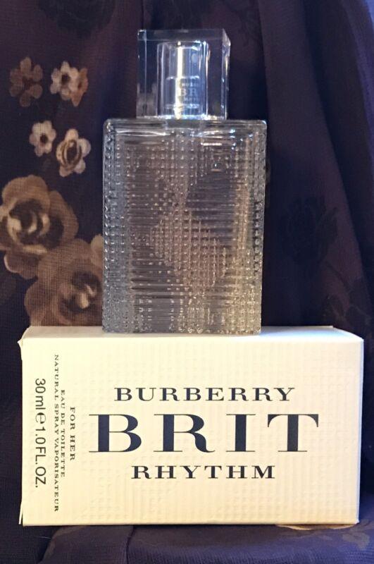 Burberry Brit Rhythm Woman 1oz NEW Perfume