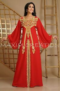 DUBAI-VERY-FANCY-KAFTANS-abaya-jalabiya-Ladies-Maxi-Dress-New-Wedding-gown-3618