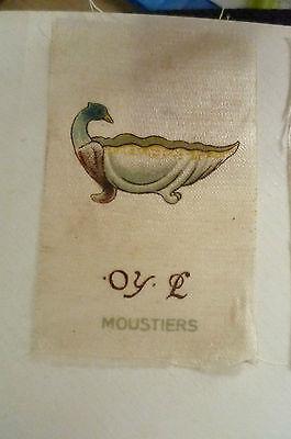 B.D.V. Cigarettes Silk - MOUSTIERS SILK (6x4 cm)