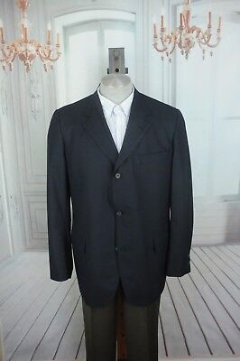 Brooks Brothers 346 Men's Navy Wool Sport Coat Blazer 46L 46 L