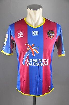 UD Levante Trikot 2011-12 Gr. S Home luanvi NEU jersey maillot La Liga image