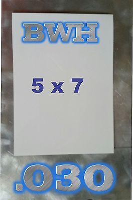 Aluminum Dye Sublimation Photography Panels 5 X 7 Dye Sub Photo Blanks
