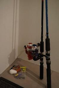 2 Fishing Rods Pearsall Wanneroo Area Preview