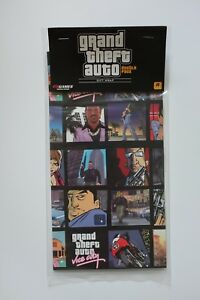 Grand Theft Auto Vice City GIFT WRAP Promo GTA GTA III RARE SEALED NEW