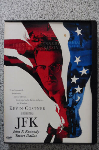DVD- JFK -Tatort Dallas