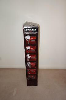 Golf Clubs Strata - Almost New (MOVING OVERSEAS!) Ryde Area Preview