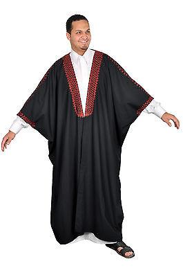 Kaftan Umhang ScheichKostüm Faschingskostüm Karnevalskostüm Araber Gewand - Arabischer Kaftan Kostüm