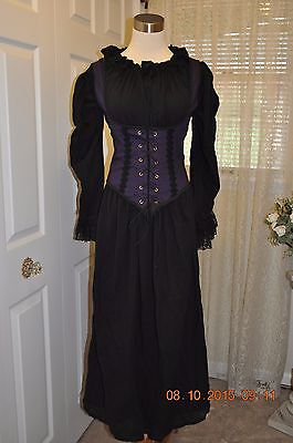 PYRAMID COLLECTION~TWO PIECE RENAISSANCE~WENCH~PEASANT ENSEMBLE~SMALL~NWOT~$120