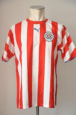 2006 Paraguay Trikot MPuma WM Nationalmannschaft Paraguaya Jersey Home Shirt image