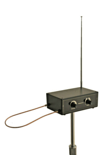 Theremin Loop Rod PITCH VOLUME Antenna PV-1 theramin AC adapter included