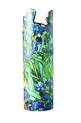 Beswick Silhouette D'art Van Gogh Irises Ceramic Vase 22cm SDA02 New