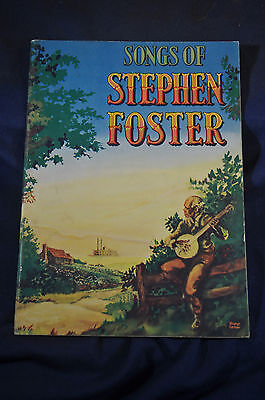 1940 *MINT* Songs of Stephen Foster