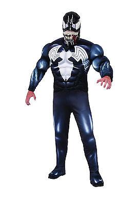 Marvel - Venom Adult Muscle Costume (Adult Muscle Costume)