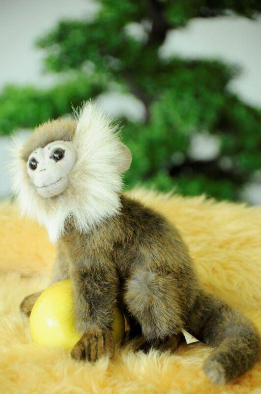 "Hansa Realistic Monkey Grey 7"" #3648"