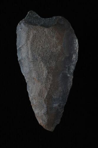 ACHEULEAN NEOLITHIC FIST AXE KNIFE or BLADE, Reg Rubiana, Kufra District, Libya