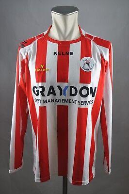 Sparta Rotterdam Trikot Gr. MKelme Jersey 2006-2007 Shirt Graydon Netherlands  image