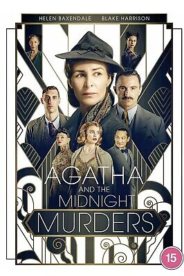 Agatha and the Midnight Murders DVD New Bs8r
