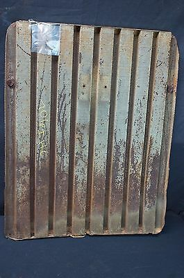 Ih International Harvester Mccormick Farmall 706 Row Crop Tractor Grill Nose