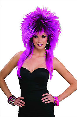 Punk 1980's Wig Costume Wig Punk Rock Costume Wig Tina Turner Diva Wig 62799](Tina Turner Costume)