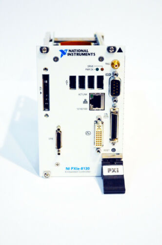 National Instruments NI PXIe-8130 2.3 GHz High-Bandwidth Dual-Core PXI Express