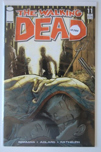 THE WALKING DEAD #11-92    Image   2004 - 2009   Variant