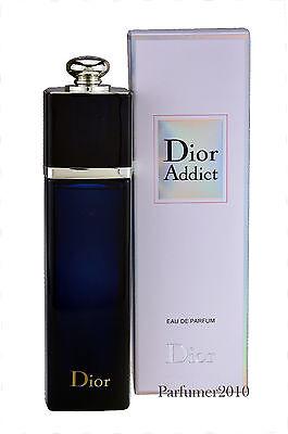 Dior Addict 100ml Eau de Parfum Spray Neu & Originalverpackt - 100ml Eau De Parfum Spray