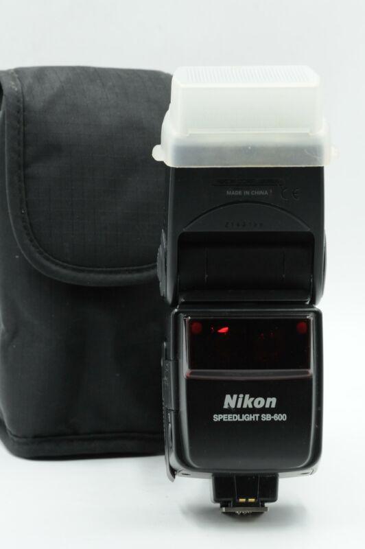 Nikon SB-600 Speedlight TTL Flash SB600 #156