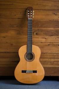 RYOJI MATSUOKA M100 Japanese Handmade Classical Guitar Camberwell Boroondara Area Preview