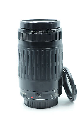 Canon EF 75-300mm f4-5.6 Lens 75-300/4-5.6                                  #73C