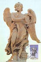 Cartolina - Maximum - Ponte Sant'angelo - Statua - 150 Lire - 1975 -  - ebay.it