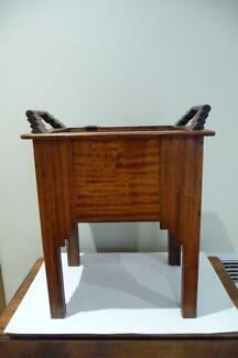 Vintage Art Deco Queensland Silky Oak Piano Stool & piano stool in Sydney Region NSW | Gumtree Australia Free Local ... islam-shia.org