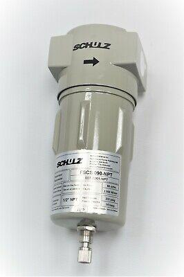 Schulz Air Dryercompressor Water Separator 12 Inch - 007.0261-npt