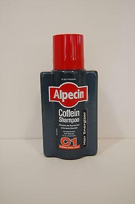 Alpecin Coffein SHAMPOO C1 für mehr Haar 75ml